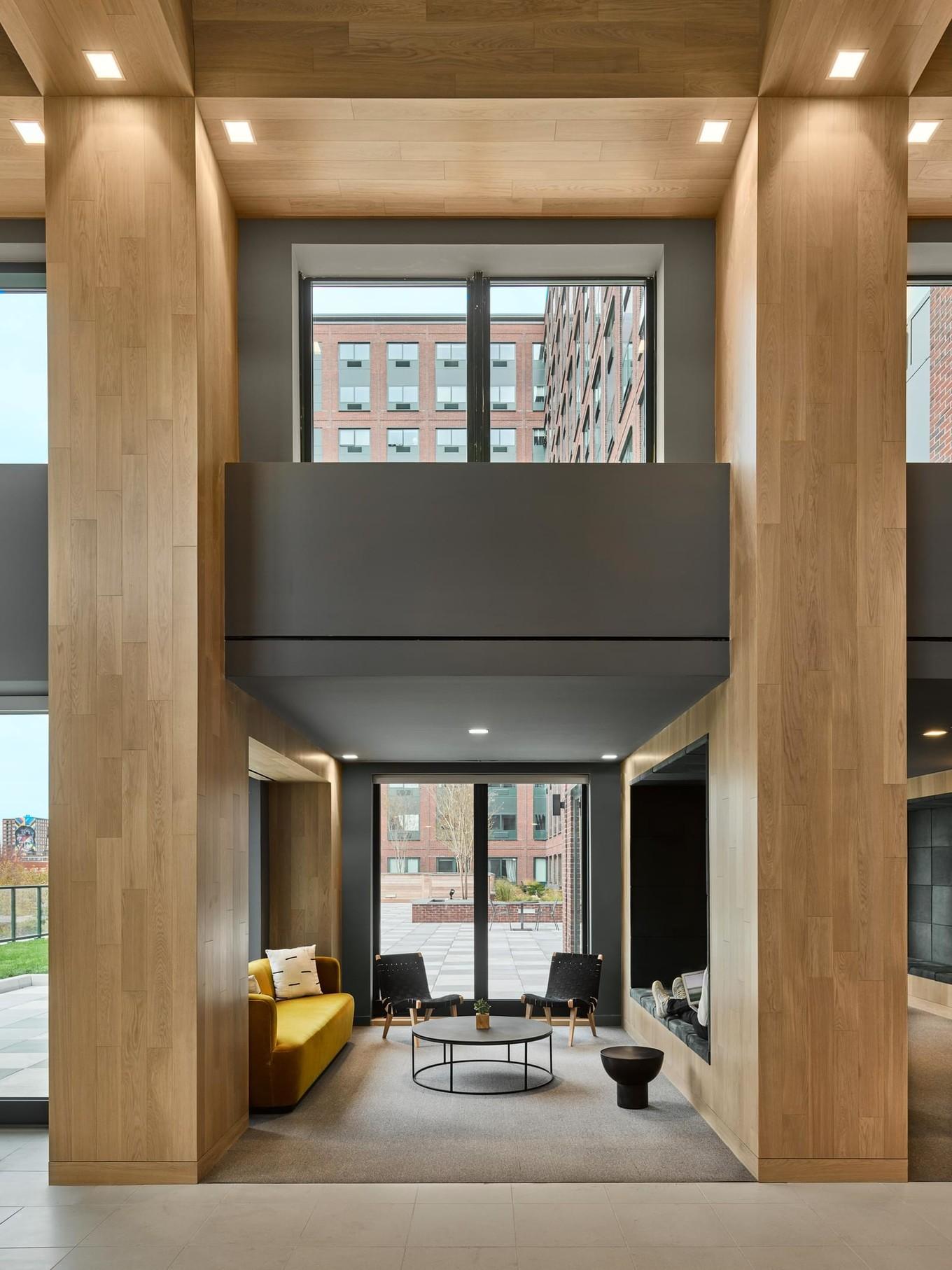 Необычный проект многоквартирного жилого здания в Джерси-Сити