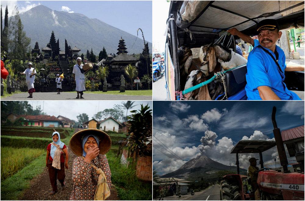 Экзотическая Индонезия на фото