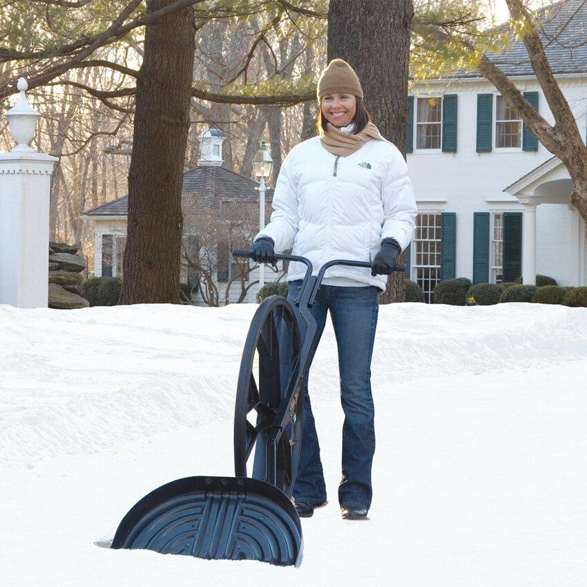 Обзор лопат для чистки снега
