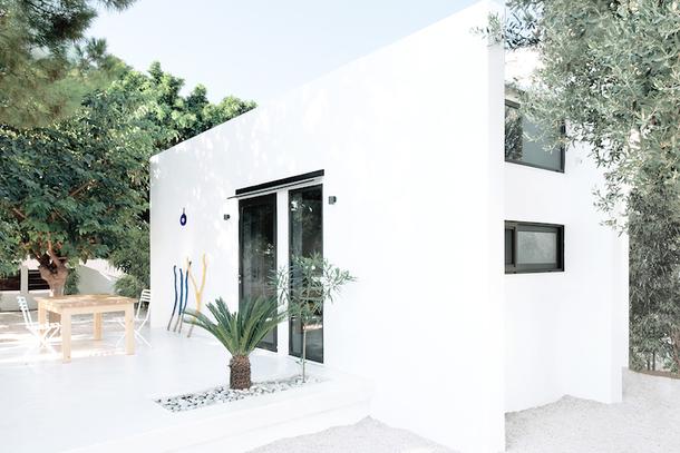 Монокабина для уединенного отдыха в Греции