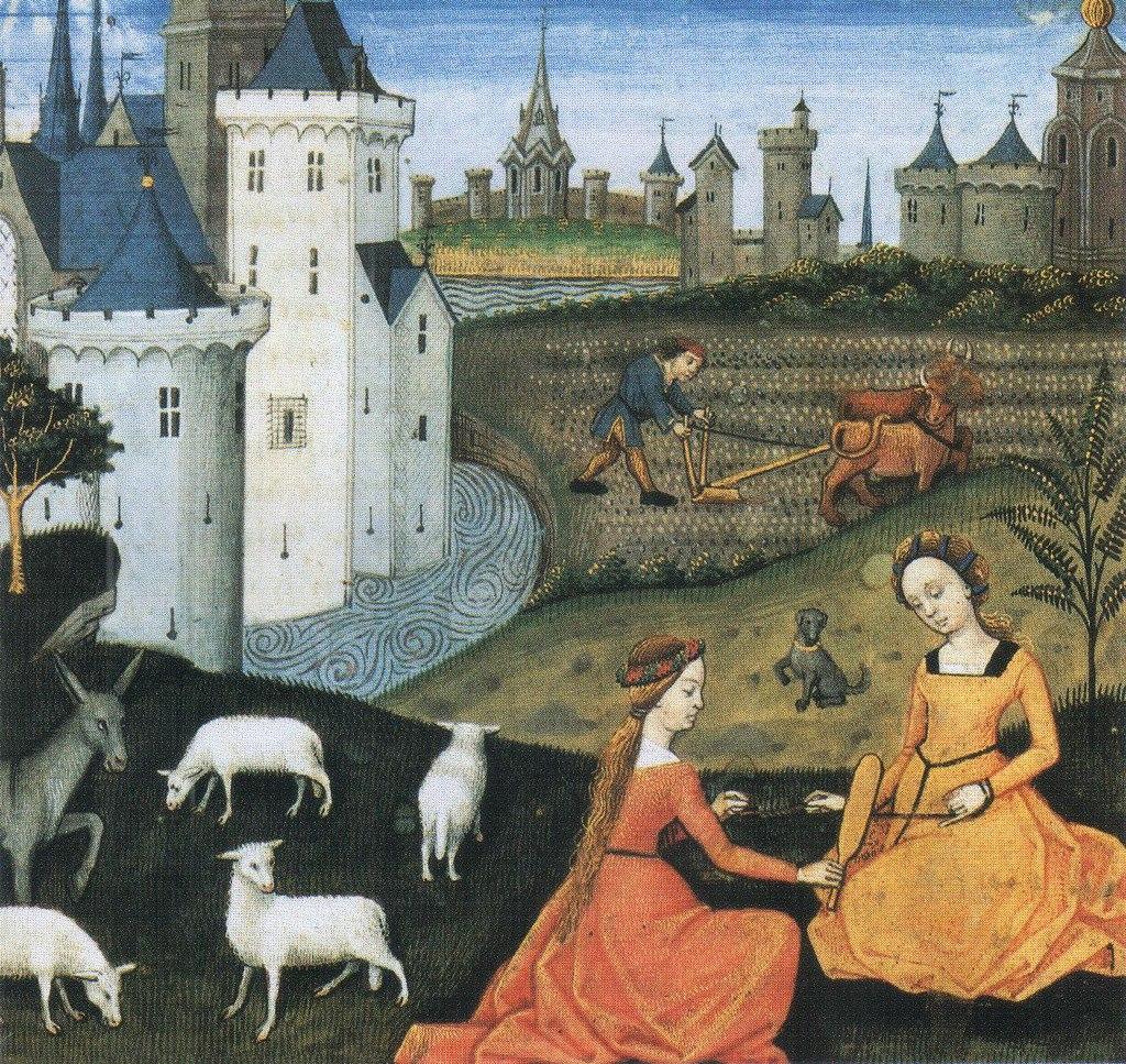 Картинки европа средних веков