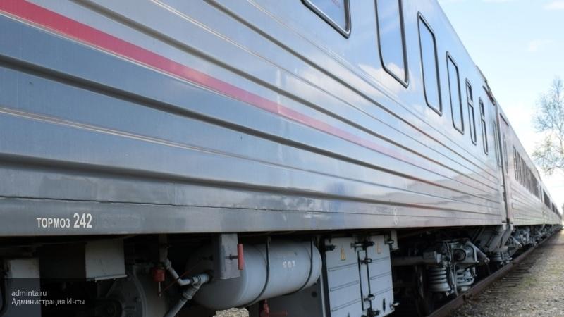 Неизвестные забросали в Чечне камнями пассажирский поезд Петербург — Махачкала