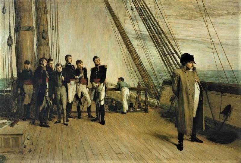 12 поражений Наполеона Бонапарта. Эпилог Святой Елены история