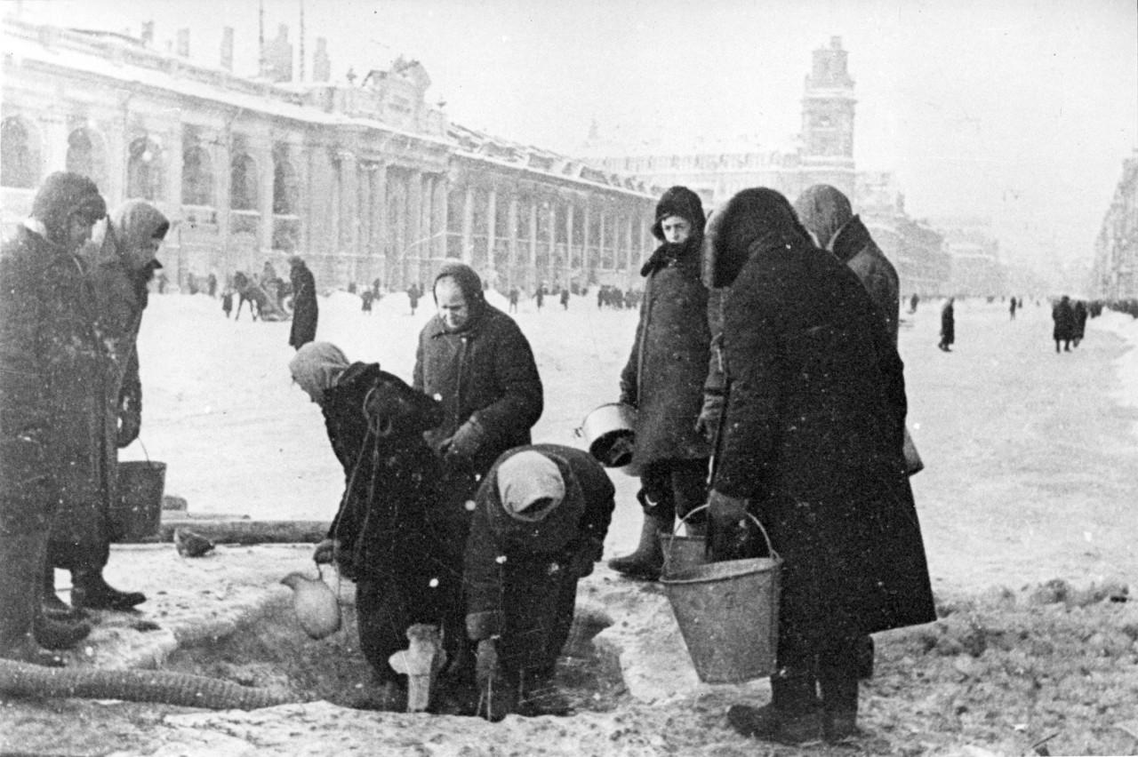 Прорыв блокады Ленинграда. Кто прокладывал