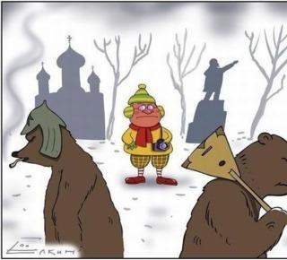 10 Вещей, которые нельзя говорить и делать в России