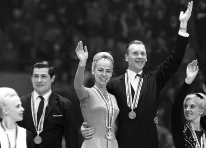 Легендарные фигуристы, совершившие побег из СССР   Фото: yana.spox.ru
