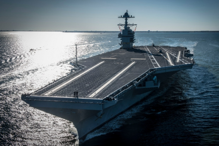 ВМС США хотят взорвать новый…