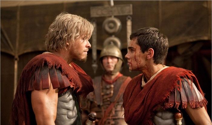 Кадр из фильма «Спартак: Кровь и песок».