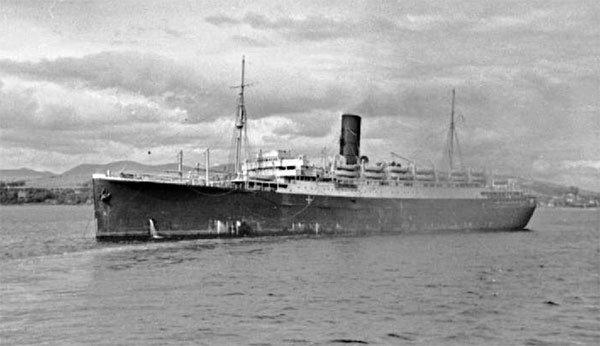 «Ланкастрия» на рейде война, катастрофы, корабли