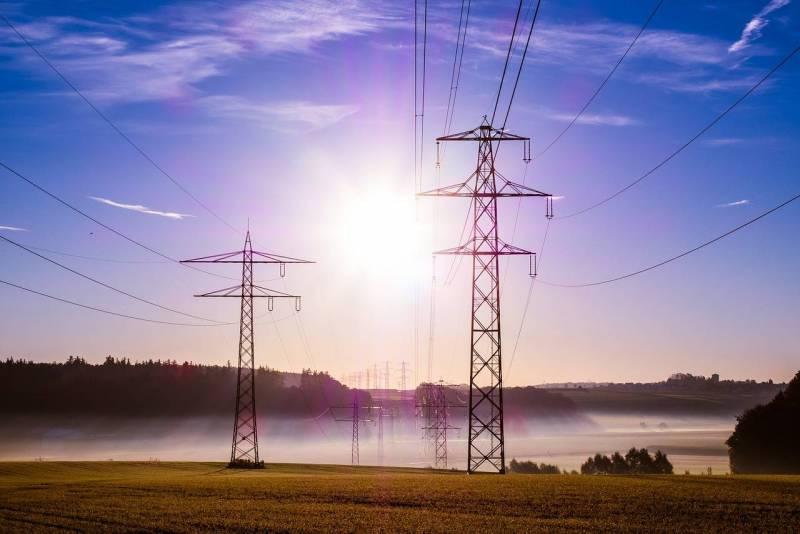 Отказ от российской электроэнергии как приговор украинской экономике Экономика