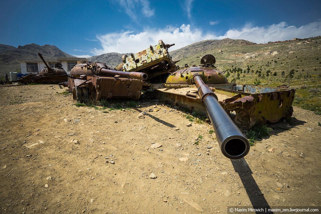 Как начиналась война в Афганистане.
