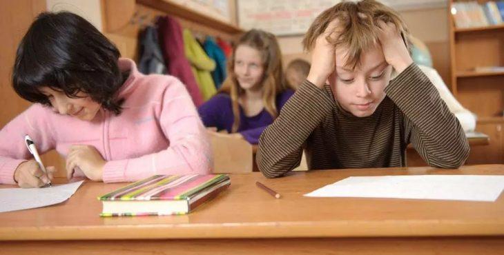 Как не допустить проблем со школьной успеваемостью