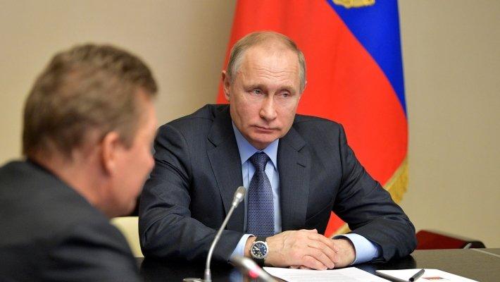 Путин выразил свои соболезнования Хасану Роухани в связи с авиакатастрофой в Иране