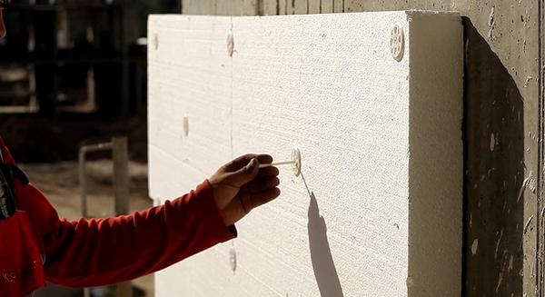 Вот что произойдет,  если утеплить внешние стены пенопластом домашний очаг,,мастерство,пенопласт,рукоделие,своими руками,умелые руки