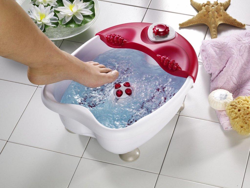 Как вывести токсины и избавиться от запаха ног.