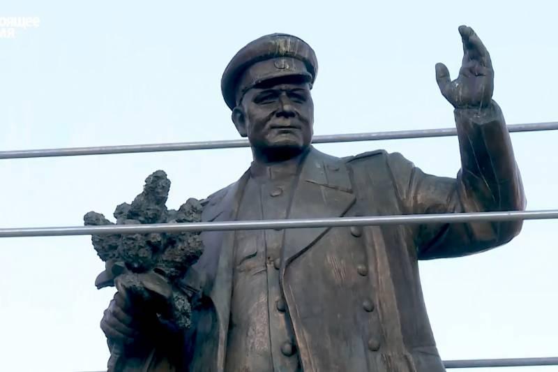 Словакия готова установить памятник маршалу Коневу, снесенный в Праге геополитика