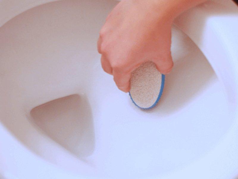 Пемза в хозяйстве: 10 способов использования, о которых вы не знали лайфхак,полезные советы