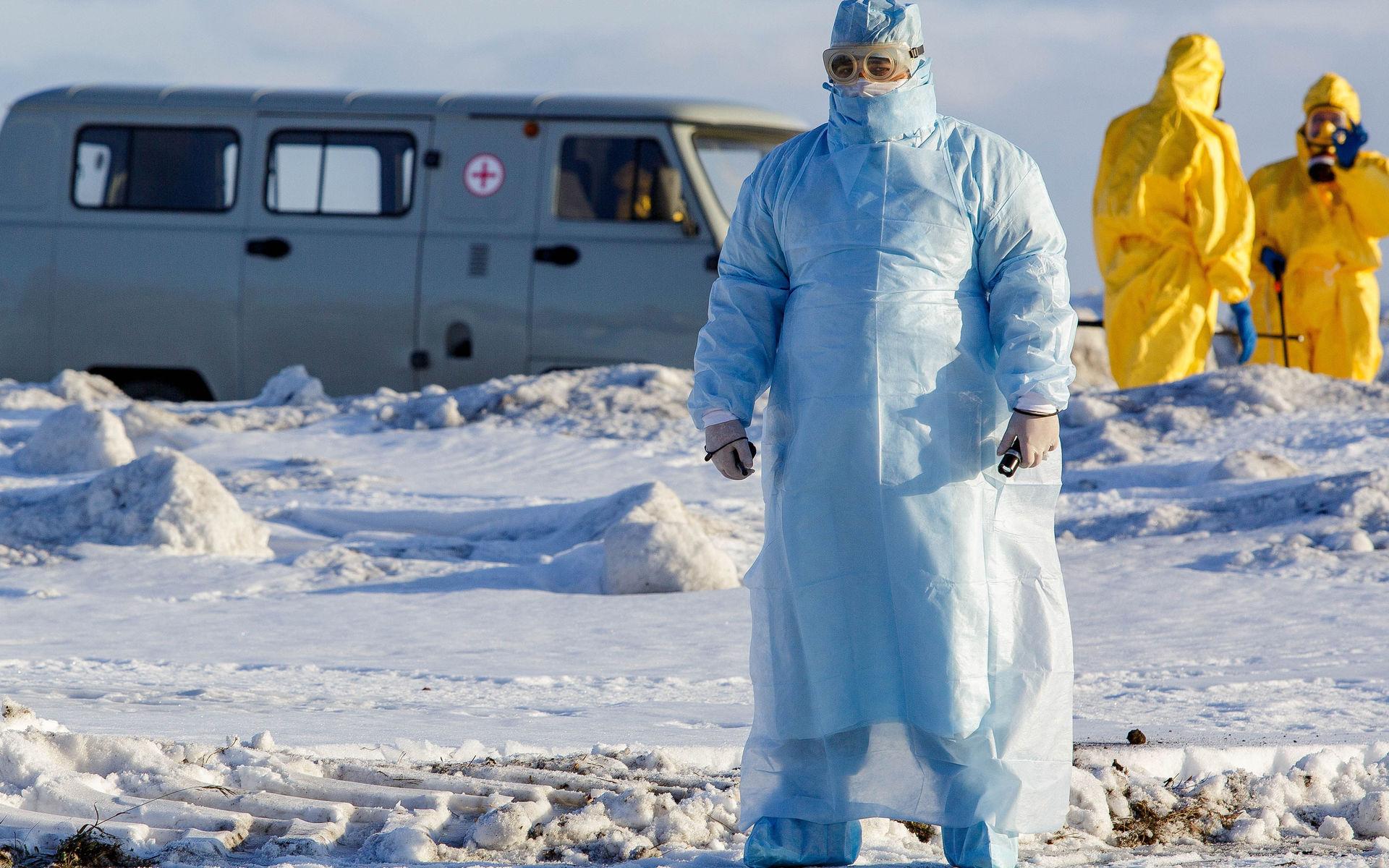 Чумные войска. Как секретные медицинские службы РФ борются с эпидемией коронавируса