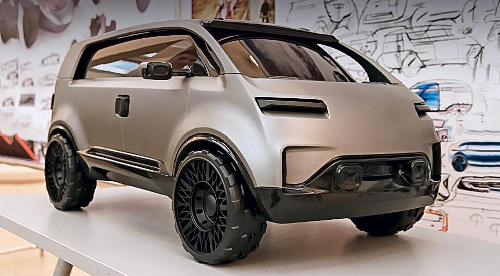 Новая «буханка»: УАЗ готовится представить юбилейную версию легендарного автомобиля