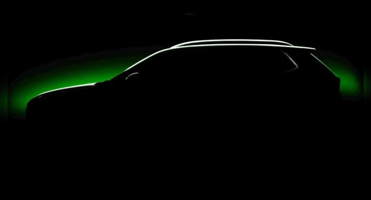 Новый современный кроссовер Skoda назовут Kushaq Автомобили