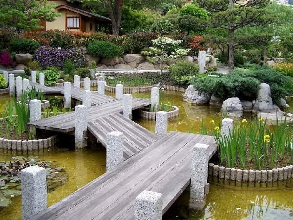 ландшафтный дизайн в японском стиле фото, фото 32