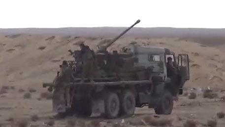 Россия использует «Камазы-убийцы» в Сирии