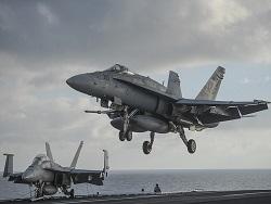 США вместе с Францией и Великобританией начали операцию против Сирии