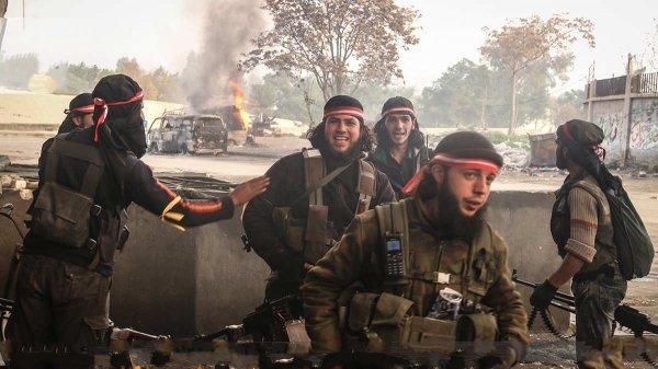 Жестокие бои под Дамаском: Запад открыл «второй фронт» в пользу боевиков