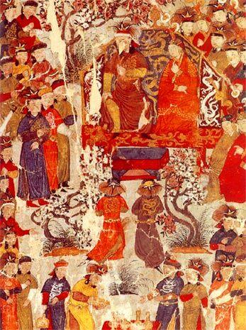Монголы на Западе: тайная ди…