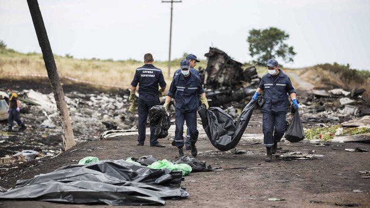 Крушение MH17. Австралия добавила фактов версии удара с воздуха, рассказав об украинских истребителях геополитика