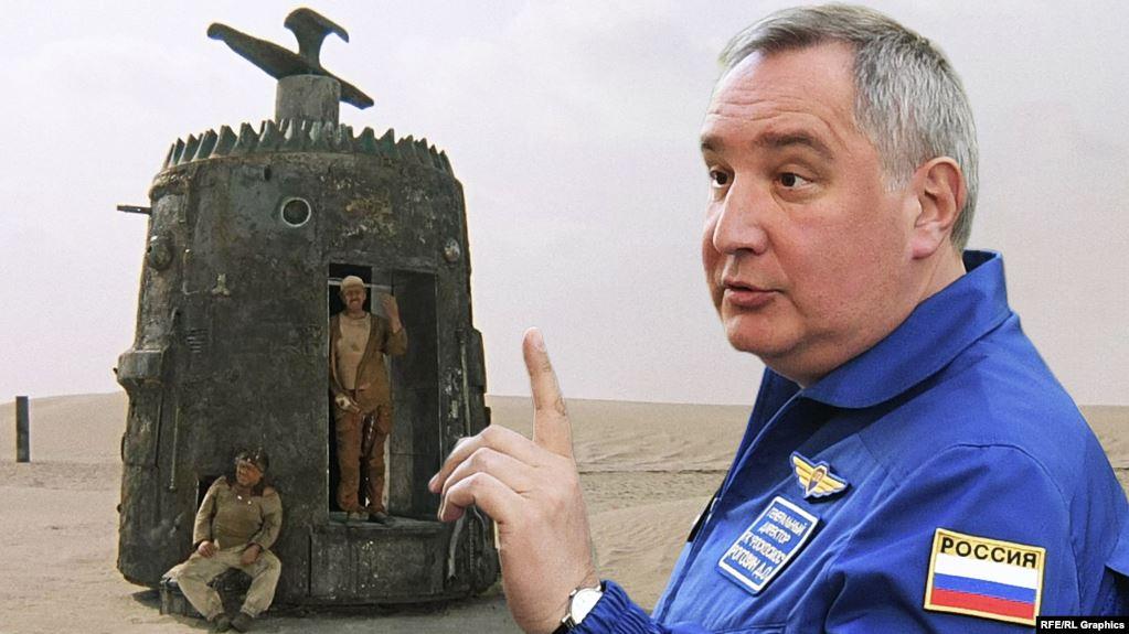 Рогозин не исключил, что воздух с МКС утекает через американские приборы МКС,рогозин,россияне,утечка воздуха