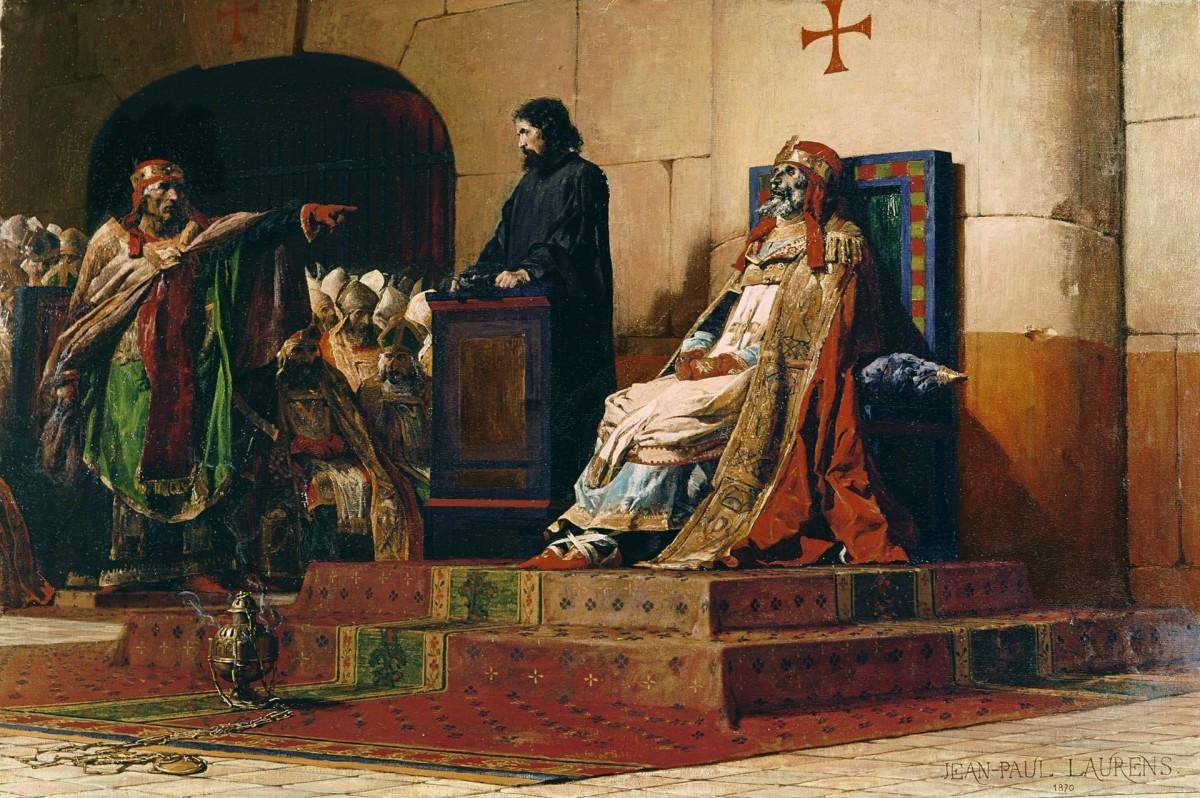 5 самых грешных римских Пап …