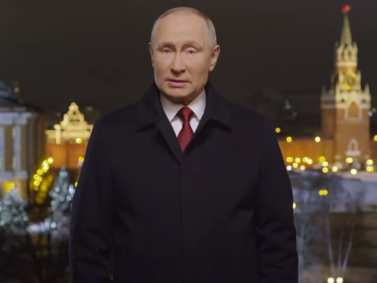 Путин в обращении к народу повторил прием Сталина