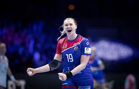 Гандбол. ЧЕ-2018. Как Россия побеждала Данию: самые яркие моменты матча. ВИДЕО