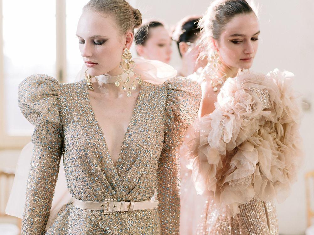 ТОП-20 незабываемых образов из весенне-летней коллекции Elie Saab Haute Couture 2020