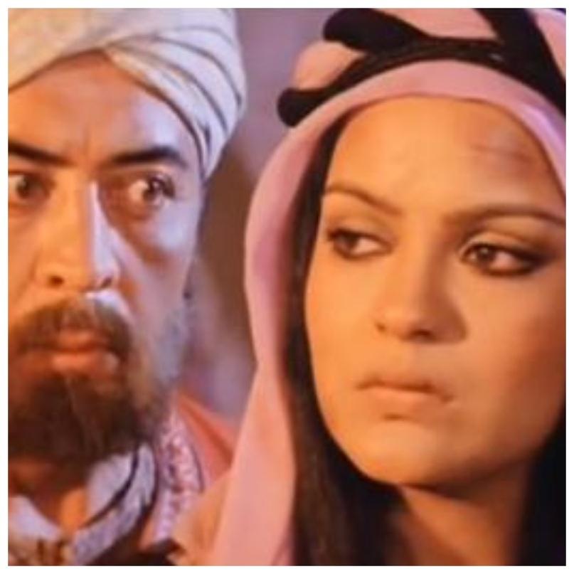 Растоптанная любовь и красота прекрасной принцессы из красивой индийской сказки Болливуд,Индия,история кино,кино,киноактеры,моровой кинематограф,отечественные фильмы