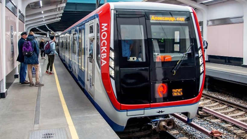 Пассажиры метро выбрали дизайн для новой модификации поезда «Москва»