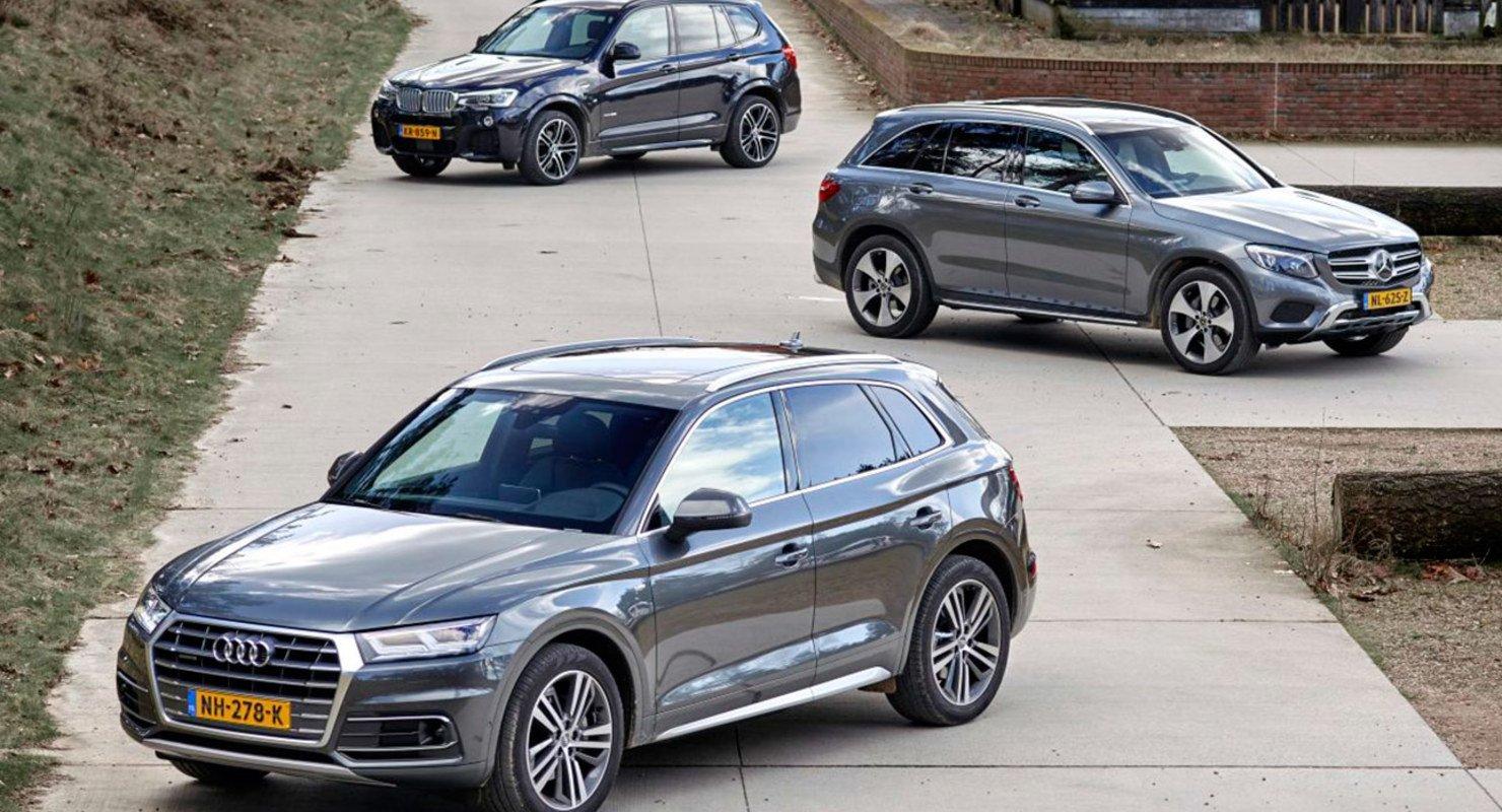 BMW, Volkswagen, Audi и Porsche оштрафовали за создание картеля Автомобили