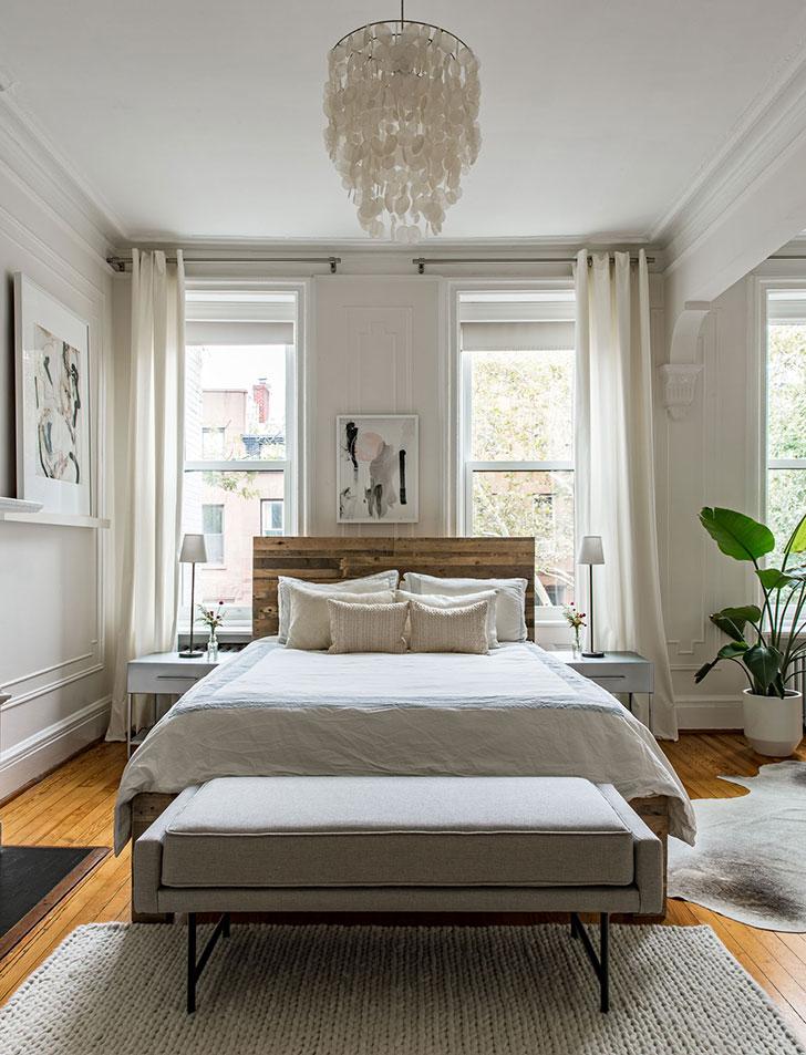 Яркий дом в Бруклине для семьи с тремя детьми