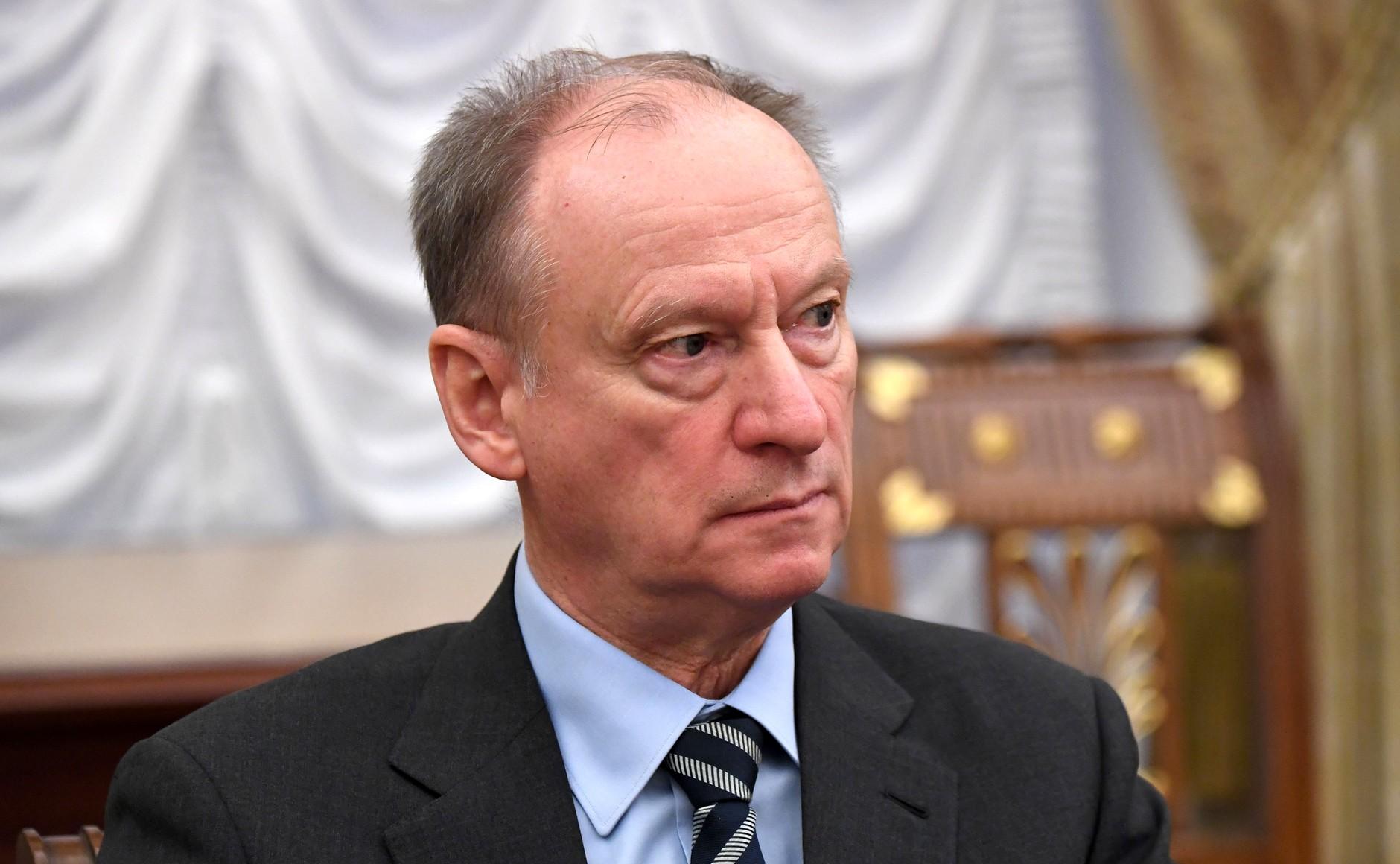 Патрушев заявил о попытках Запада раскачать ситуацию в России