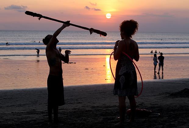 Бали курорты, несчастный случай, туризм, факты