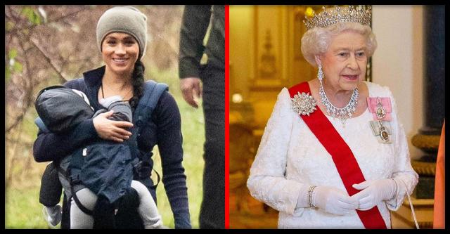 «Очередной провал»: королева Елизавета расстроена новым решением Меган Маркл