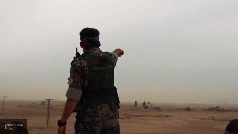 Радикальные курды освободили террористов из тюрем в Телль-Абъяде