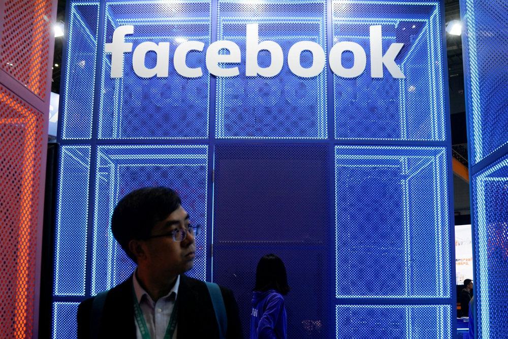 Facebook подал в суд на кита…