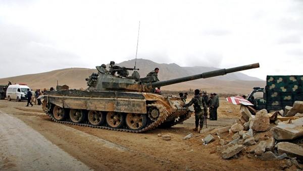 ВКС России громят ИГИЛ, а «Тигры» прорываются к крепости банд в Алеппо