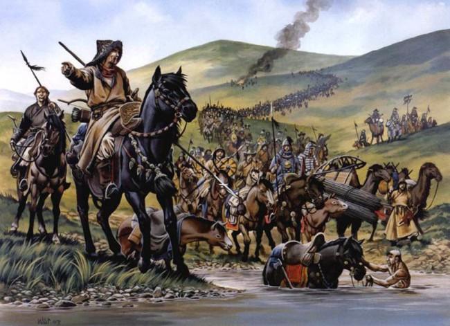 А было ли монгольское иго на Руси?