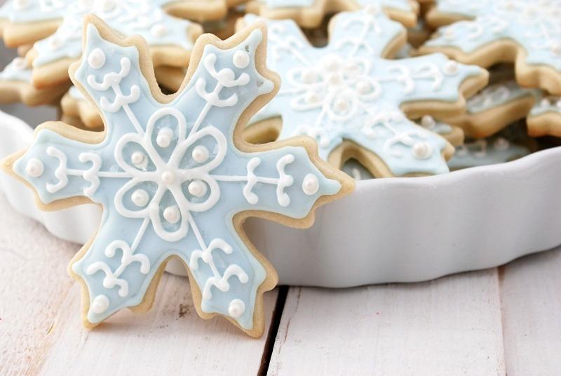 Новогодние капкейки и печенье: 5 оригинальных рецептов, которые удивят ваших гостей рецепты,сладкая выпечка