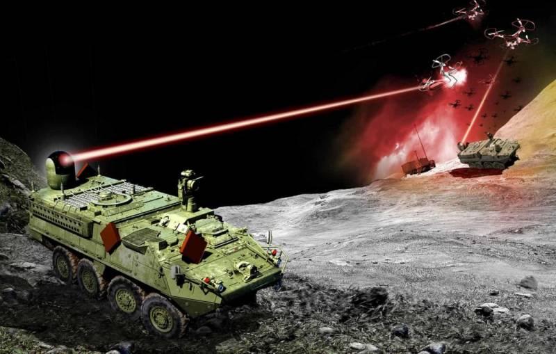 После «холодной войны» США вынуждены наращивать силы ближней ПВО оружие