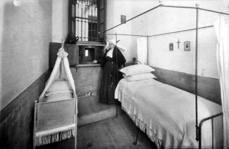 Леденящие душу подробности про странную дырку в стене детского приюта в Барселоне  интересное,история,монастыри,общество