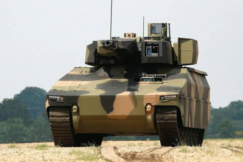 Притаившаяся «Рысь»: может ли новая БМП изменить расклад сил на рынке вооружений оружие